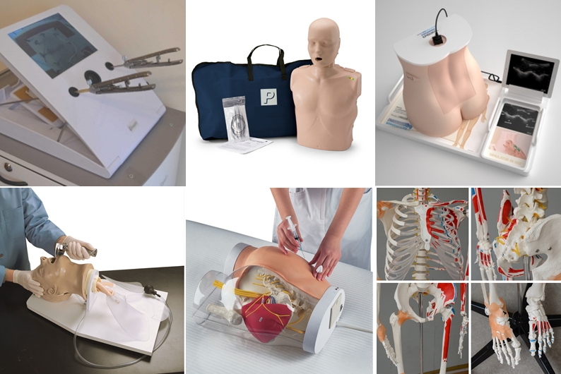 Учебные Медицинские Тренажеры и Модели